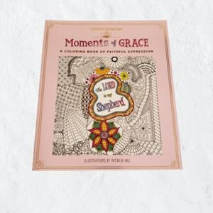 Coloring Book: Moments of Grace